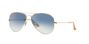 Ray-Ban Aviator Sunglasses RB3025 001-3F-58